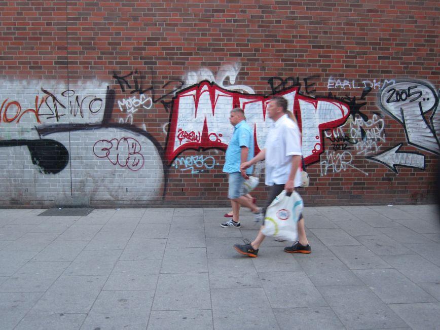 An 'Artistic' Wall