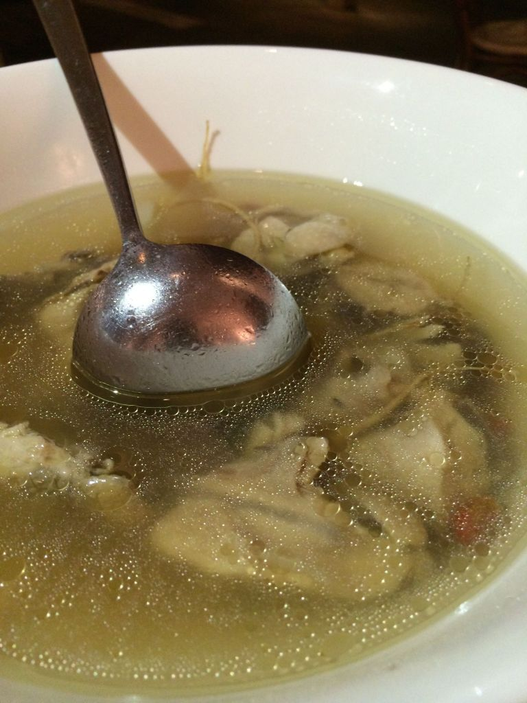 Wintermelon Soup with Ginseng