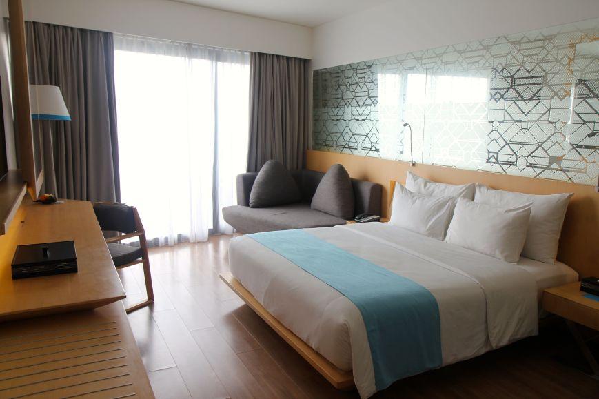 40 Square Meter Room